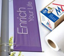 inkjet media medium weight banner