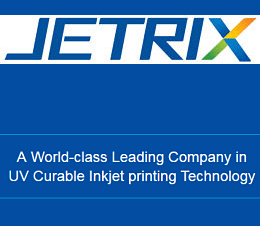 Jetrix roll to roll and flat-bed UV inkjet