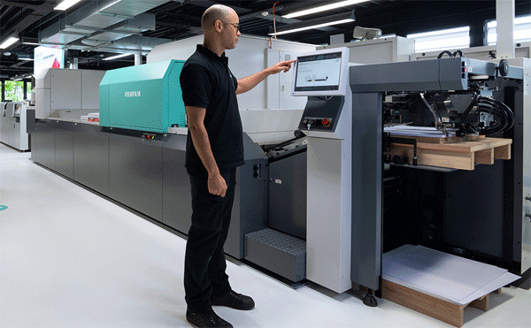 Fujifilm Jet Press 720S - see it in action at Jet Press LIVE July 19