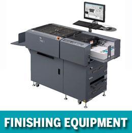 Litho and Digital Print Finishing Machines
