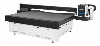 Jetrix LX5 LED UV Inkjet Flatbed Printer