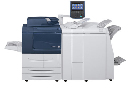 Xerox D95A D110 D125 mono printer copier
