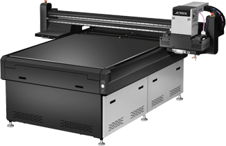 Jetrix KX3 wide format UV flat-bed printer